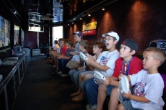 Birthday party and school entertainment in our Chicago video game bus, game trailer